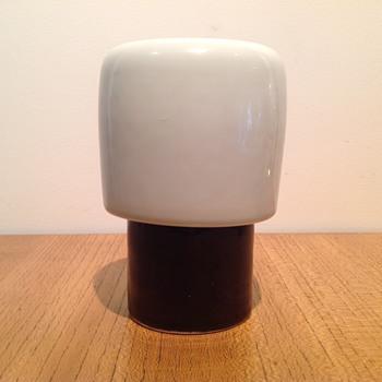 INGER PERSSON RÖRSTRAND 1960'S VASE/VOTIVE - Pottery