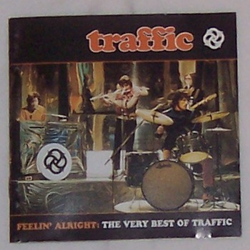 Feelin' Alright - The Very Best Of Traffic - Records