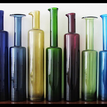 Nanny Still Koristepullo Decorative Bottles - Art Glass