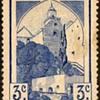 """1939 - Fr. Morocco """"Sefrou"""" Postage Stamp"""