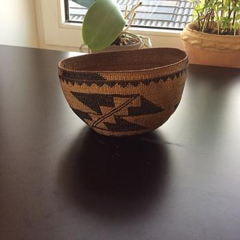 Fine little basket