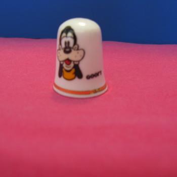 Disney Goofy - Sewing
