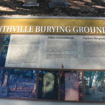 Smithville Burying Ground North Carolina - Military and Wartime