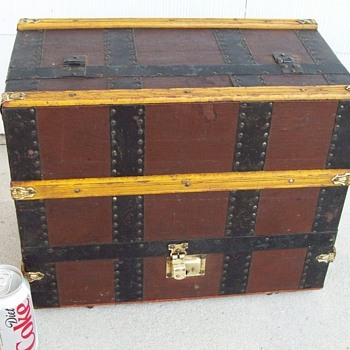 Toy / Doll Bureau or Dresser Trunk - Furniture