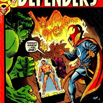 The DEFENDERS! - Comic Books