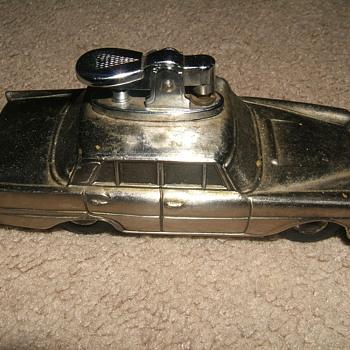 Mercedes Lighter