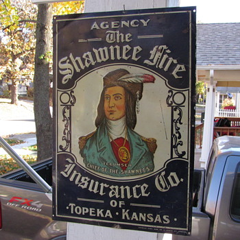 Topeka Kansas Sign