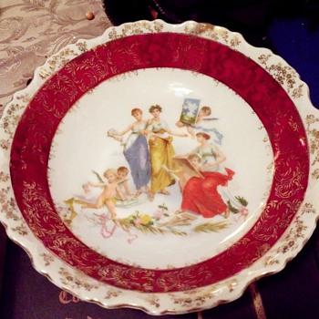 Hand painted Porcelain Bowl?