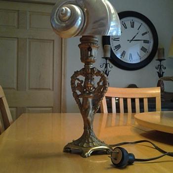 Great Aunt Jen lamp