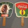 1950's Coca-Cola Paper Fans
