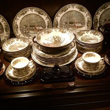 Johnson Brothers China - China and Dinnerware