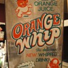 Orange Whip Machine