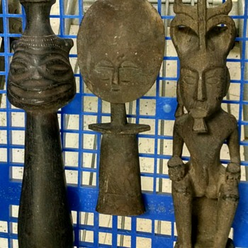 Taino Indian Wood Carving
