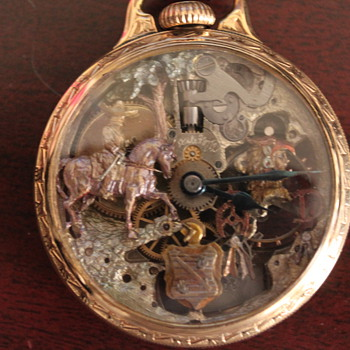 mystery revolutionary pocket watch - Pocket Watches