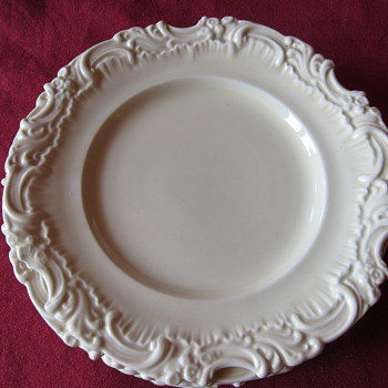 Royal Doulton luncheon plates.