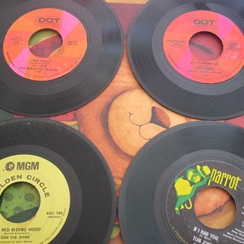 Old 45's