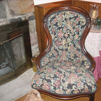 Any help with my chair would be appreciated, thanks - Furniture