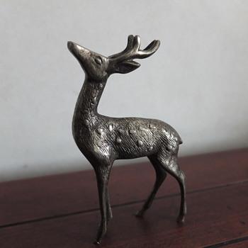 Brass Deer - Animals