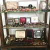 Large Collection Micro Mosaic and Pietra Dura Antique Jewelry