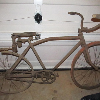 Great Uncle's Bicycle - Sporting Goods