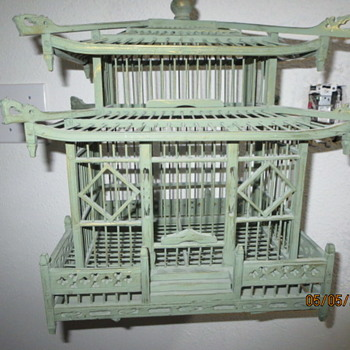 Birdhouse made in china - Asian