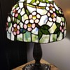 New (to me) stained glass lamp