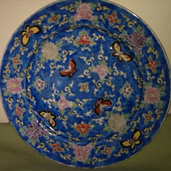 Handpainted Asian Paint