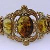 c. 1840 Repousse Bracelet