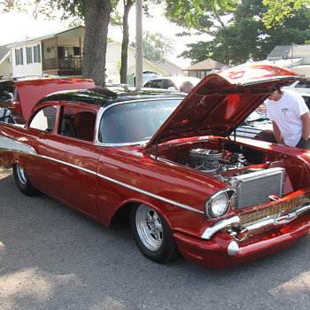 26th annual Olcott beach car show today! - Classic Cars