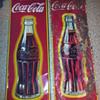 Canadian Coca-Cola Vertical Signs
