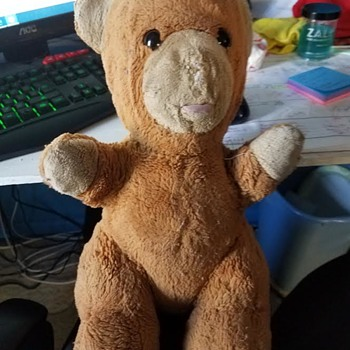 Looking for the company that made this bear