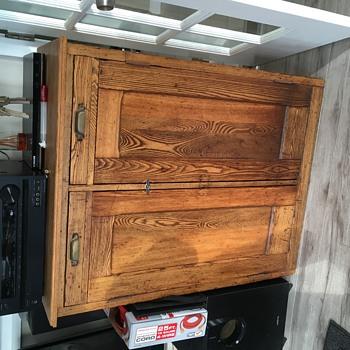 Hamilton print cabinety - Furniture