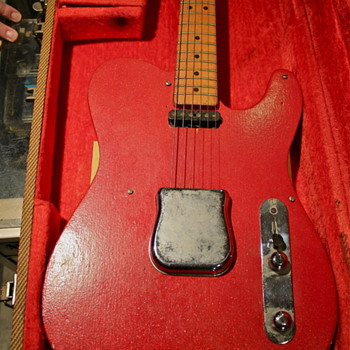 FENDER 1949-1951 PROTOTYPE TELECASTER - Guitars