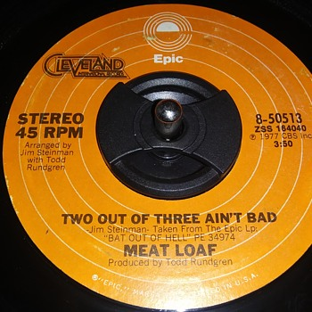 45 RPM SINGLE....#6 - Records