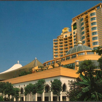 Crowne Plaza Hotel - Shenzhen, China Postcard - Postcards