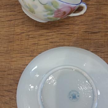 Nippon Children's tea set - China and Dinnerware