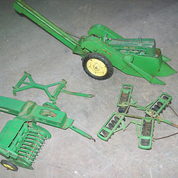 New old toys! - Toys