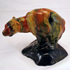 RABADE Art pottery drip glaze bear - Who is RABADE????
