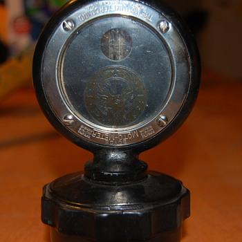 3 1910's Boyce Moto Meters