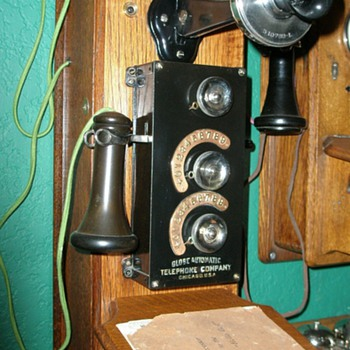 Globe Automatic Telephone Co. - Telephones