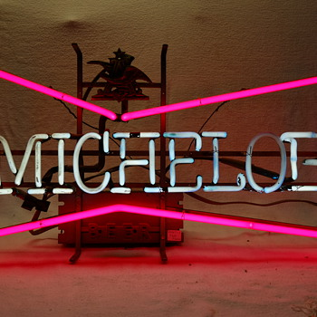 Michelob in a Bowtie