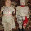 Help identifying dolls!