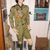 Saturday Evening Scout Post 1970s Boy Scout Uniform