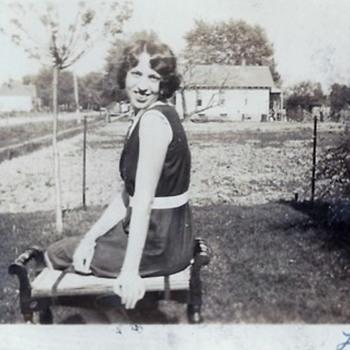 "Sally Rand ""The Fan Dancer"" Statue Original Owner Photos - Photographs"