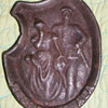 Bessemer, Alabama Cast Iron Piece with Southern Belle and Gentleman?