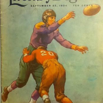 Literary Digest - September 1934 - Paper