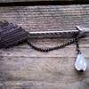 Victorian Silver Arrow Brooch Reg'd 30 March 1884 Flea Market Find $1.50 > Research Info In Description