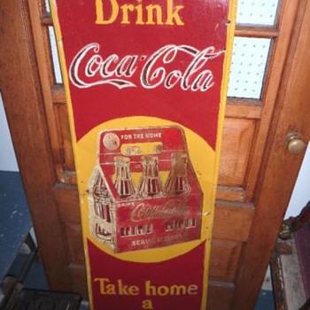 my recent addition - Coca-Cola