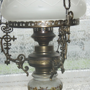 Well Travelled hanging lamp - Lamps