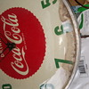 VINTAGE ELECTRIC COCA COLA WALL CLOCK